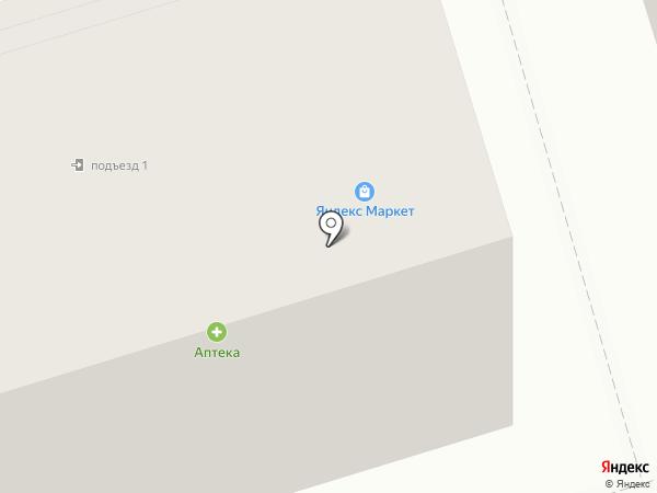 Аптека на карте Октябрьского