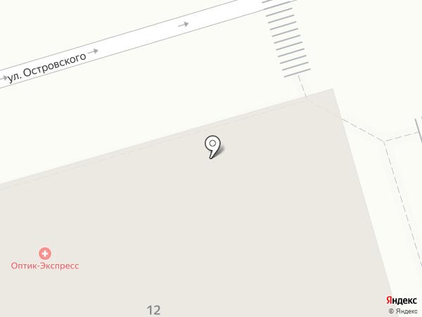 УралСиб на карте Октябрьского