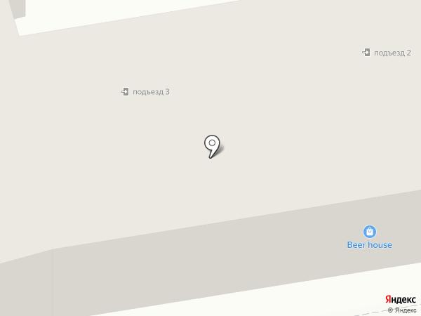 Хмельная лавка на карте Октябрьского