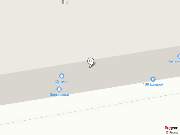 Torex на карте Октябрьского