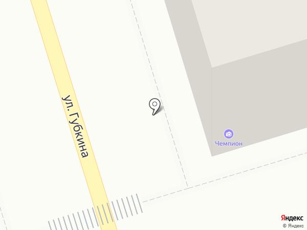 Чемпион на карте Октябрьского