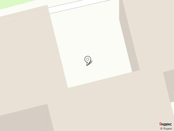 Участковый пункт полиции №6 на карте Италмаса
