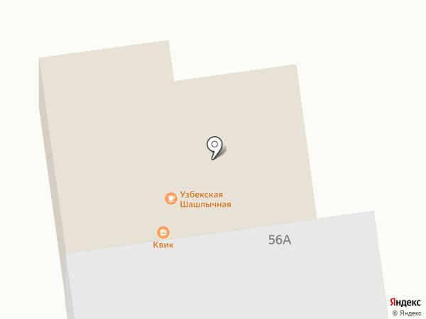 КВИК на карте Октябрьского