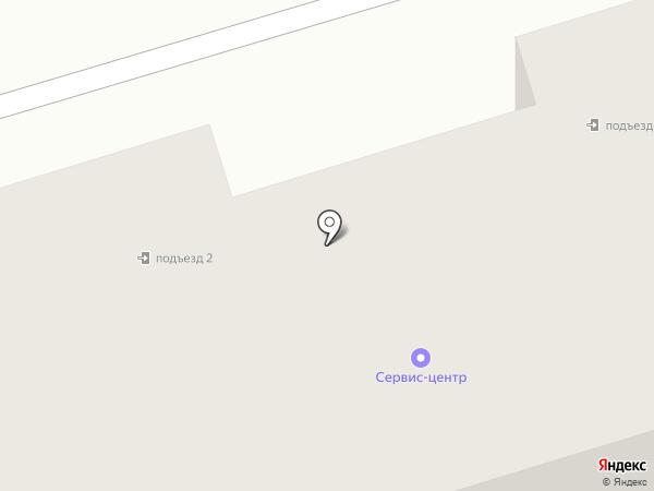 Сервисный центр на карте Октябрьского