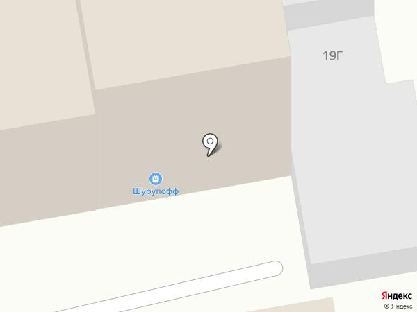 Шурупофф на карте Октябрьского