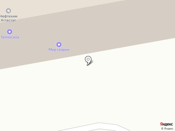 MOSAIC на карте Октябрьского