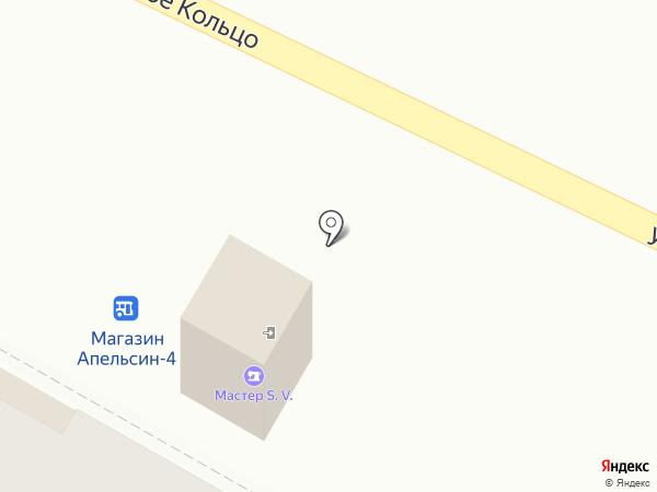 Мастер S.V. на карте Октябрьского