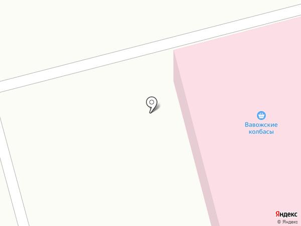 Продуктовый магазин на карте Италмаса