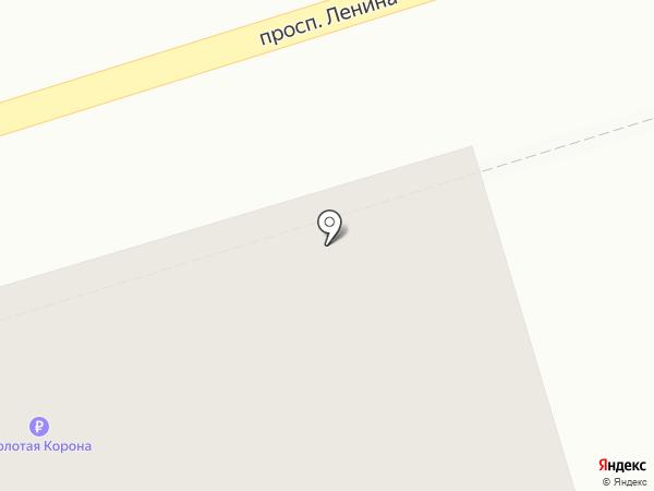 Симпатик на карте Октябрьского