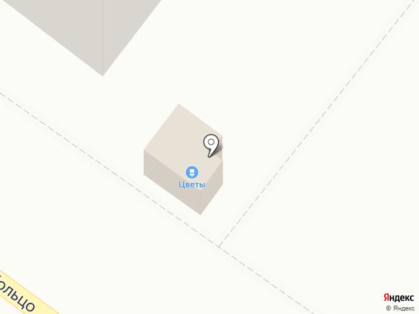 БукетONE на карте Октябрьского