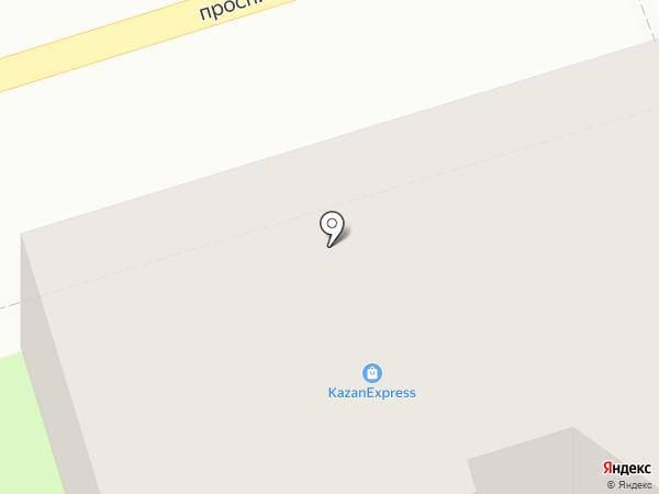 Ампир+ на карте Октябрьского