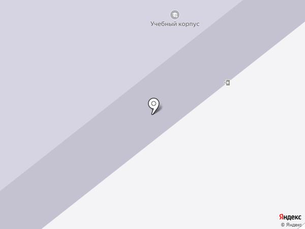 Октябрьский нефтяной колледж им С.И. Кувыкина на карте Октябрьского