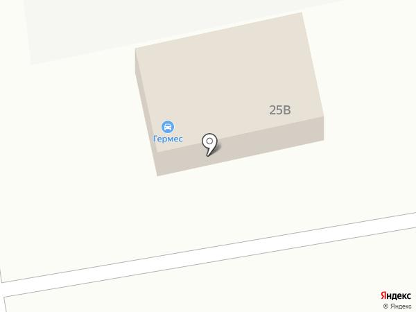 Reix на карте Октябрьского