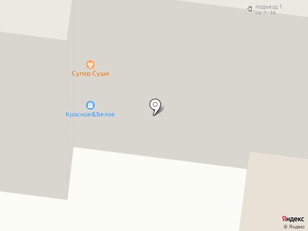 Сейф на карте Октябрьского