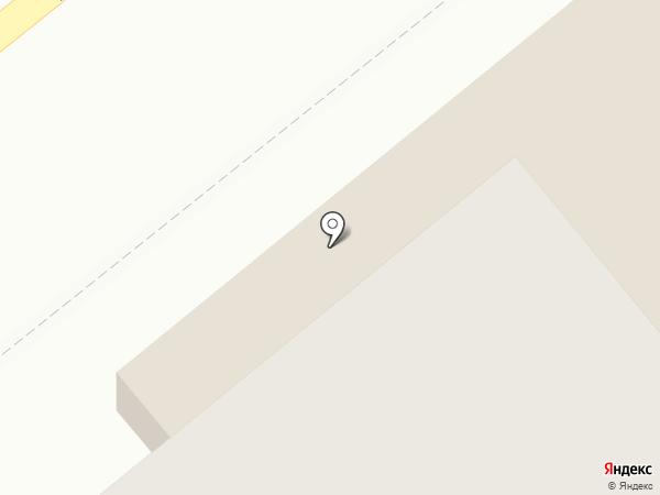 Алма на карте Октябрьского