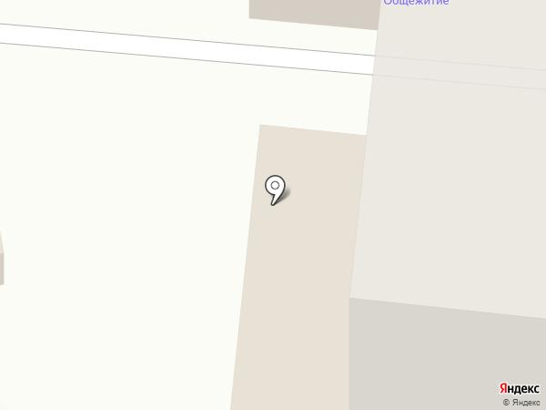 Вкусный дом на карте Октябрьского