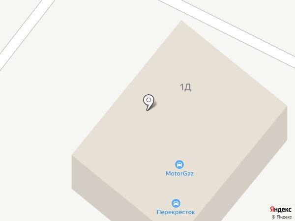 MotorGaz на карте Октябрьского