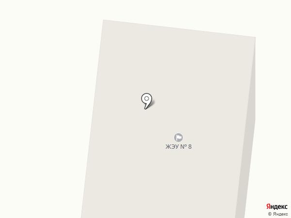 Жилуправление на карте Октябрьского
