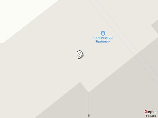 Serge на карте Октябрьского