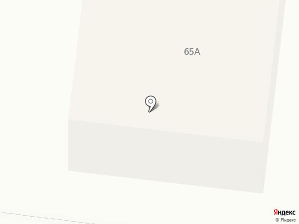 Сакура на карте Октябрьского