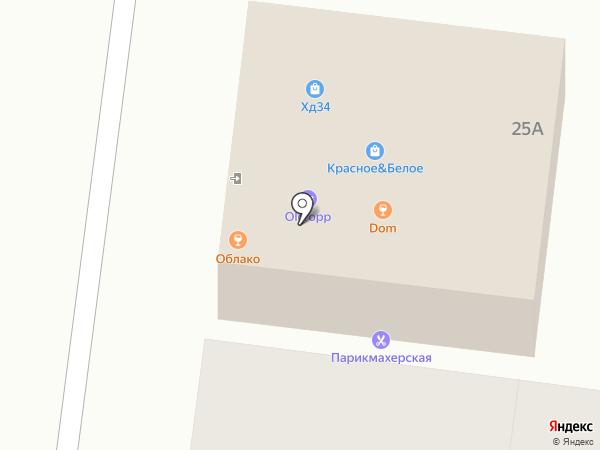 Волшебная пилочка на карте Октябрьского
