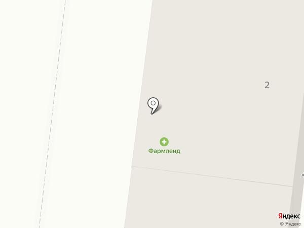 Магазин товаров для дома на карте Октябрьского