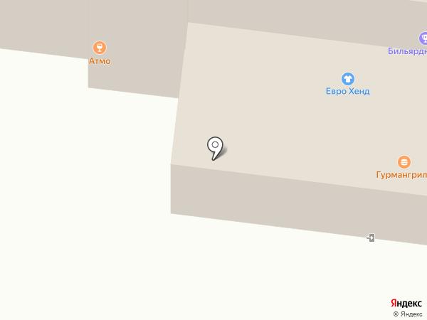 БалБет на карте Октябрьского