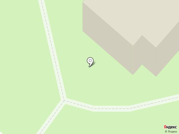Участковый пункт полиции на карте Подгородней Покровки