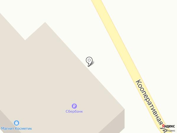 Пятерочка на карте Подгородней Покровки