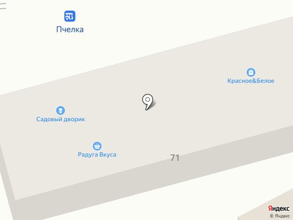 Эффект на карте Подгородней Покровки