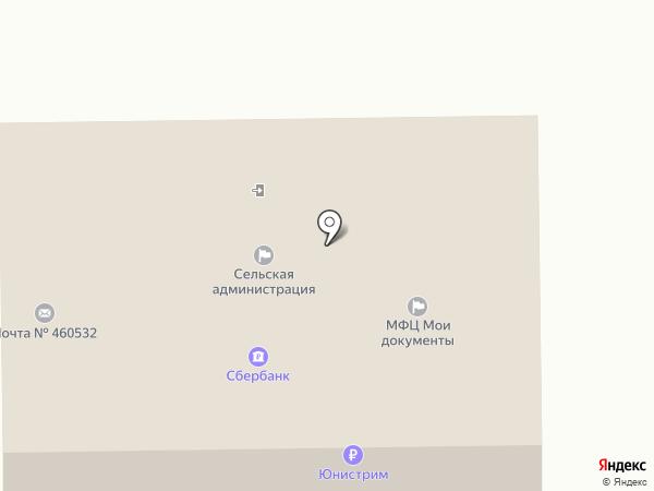 Администрация Красноуральского сельского совета с. Девятого Января на карте Девятого Января