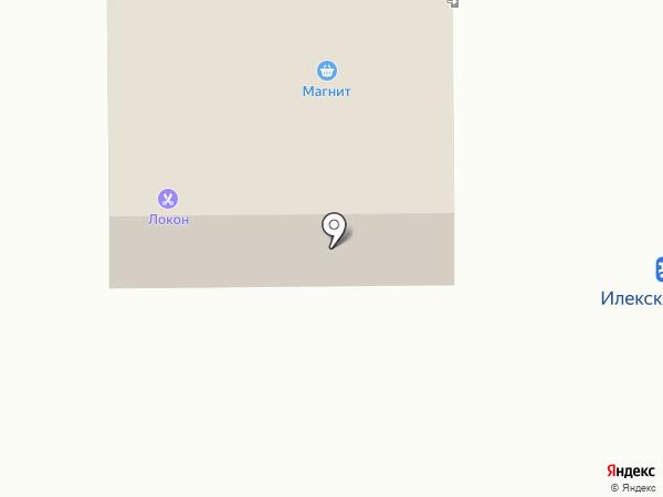 Магазин разливного пива на карте Девятого Января