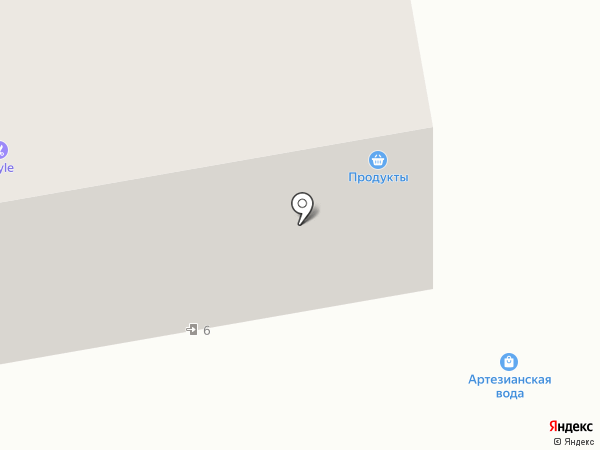 ЗдравСити на карте Оренбурга