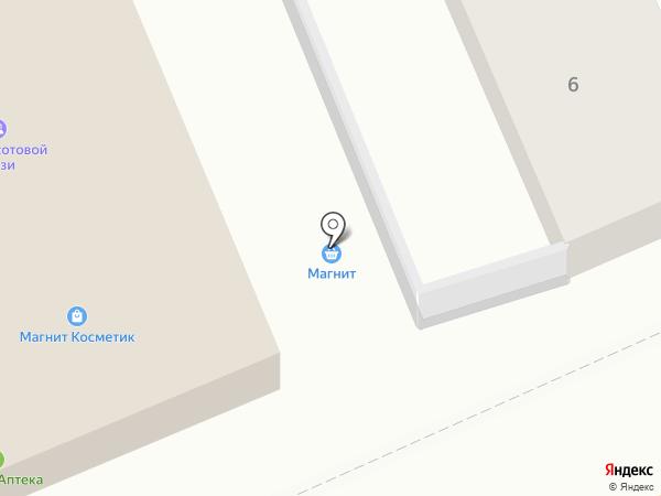 Ломбард Карат на карте Оренбурга