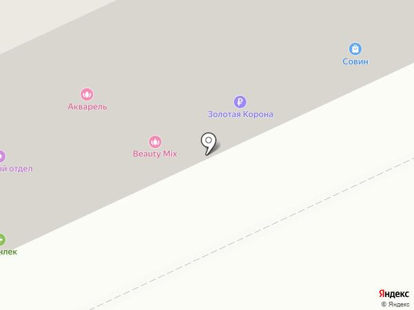 Сеть платежных терминалов на карте Оренбурга