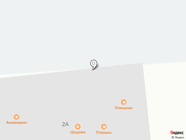 Супермаркет на ул. Льва Толстого на карте Южного Урала