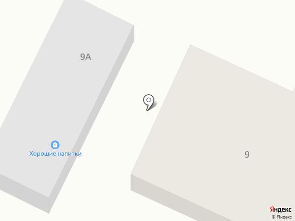 Фасад на карте Ленины
