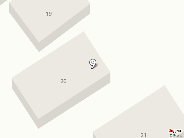 Carwella на карте Оренбурга