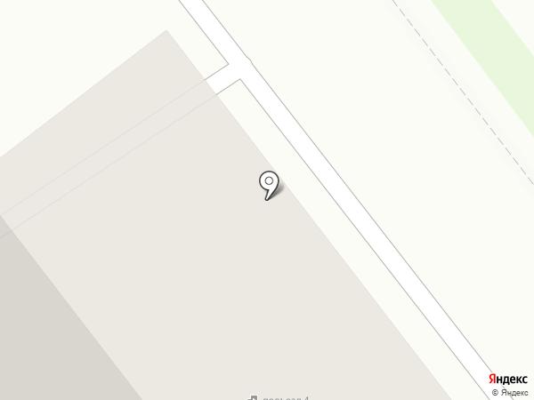 МедРакурс на карте Оренбурга