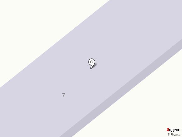 Колосок на карте Ленины