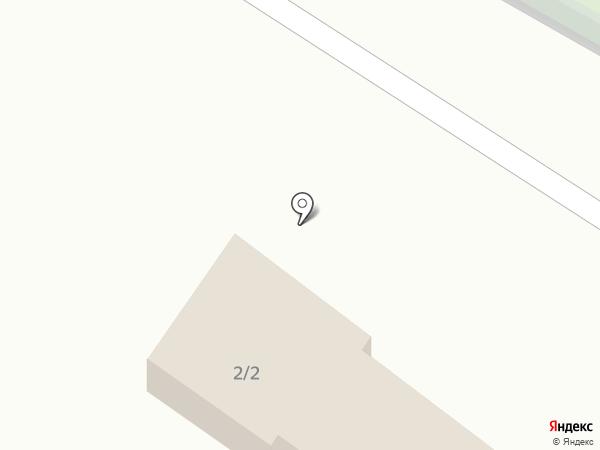 Храм Архангела Михаила на карте Ленины