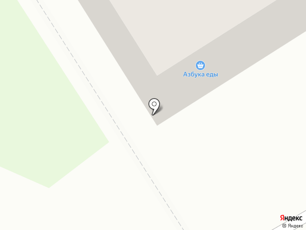 Пристань на карте Оренбурга