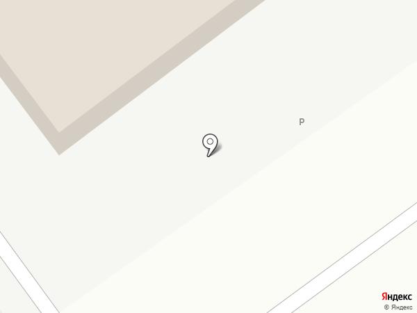 Лесовик на карте Оренбурга