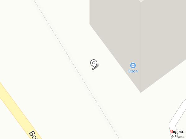 Барон на карте Оренбурга