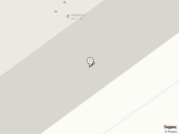 Ногтевая студия на карте Оренбурга