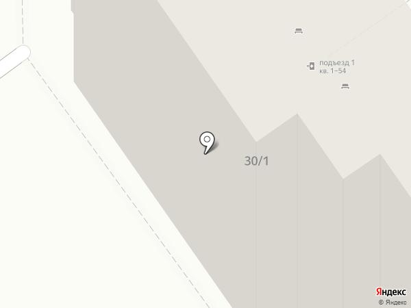 Росстрой на карте Оренбурга