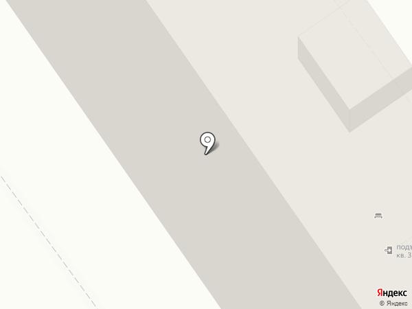 Разнобыт на карте Оренбурга