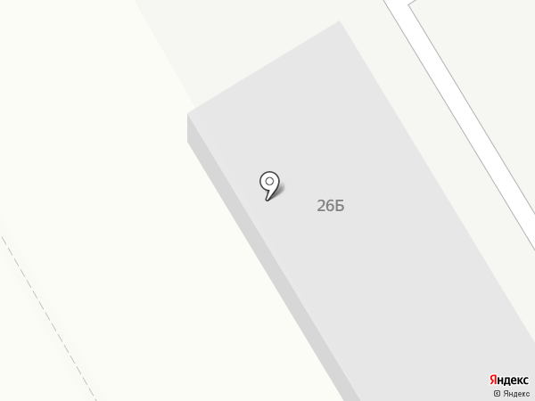 Лотос 56 на карте Оренбурга