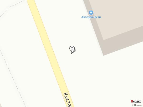 СпецАвтоСнаб на карте Оренбурга