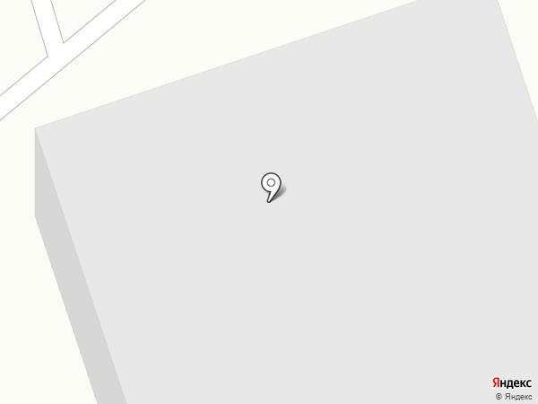Мебельный дворик на карте Оренбурга